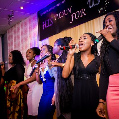 Youth Service Launch – HIS PLAN FOR US